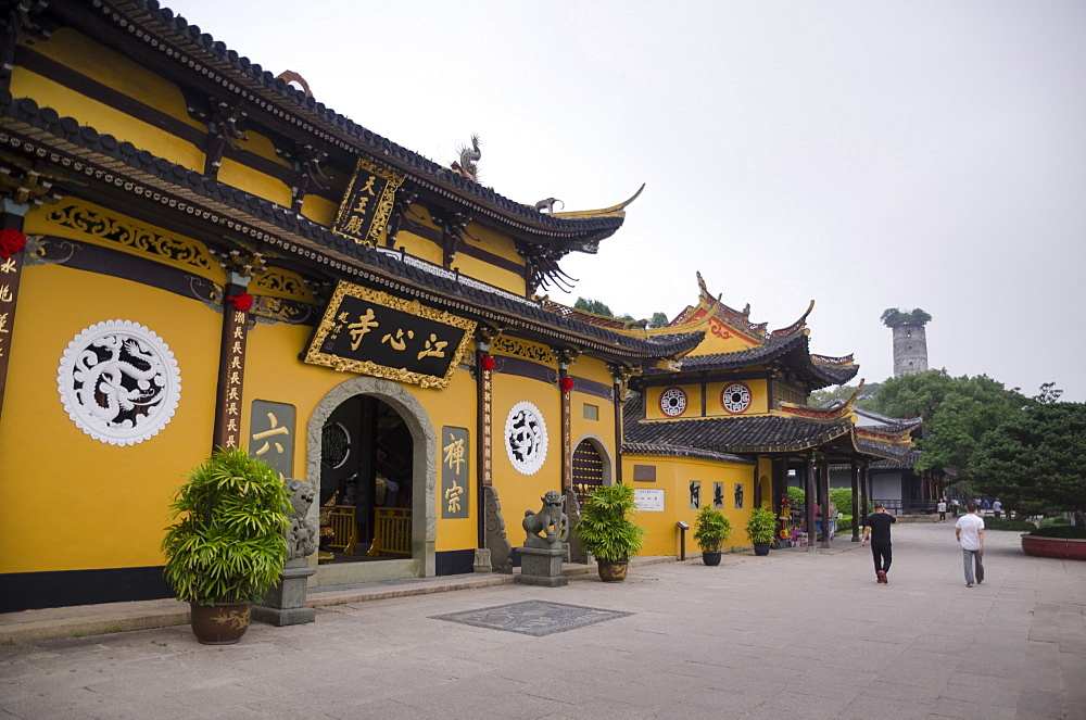 Jiangxin Island, Wenzhou, Zhejiang Province, China - 767-1262