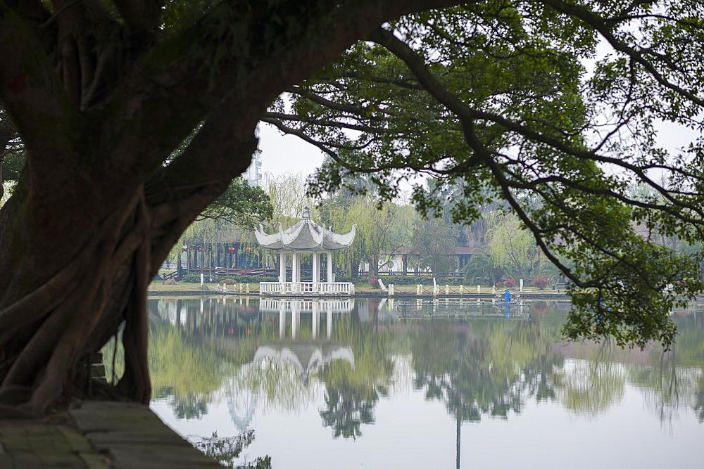 Jiangxin Island, Wenzhou, Zhejiang province, China, Asia - 767-1280