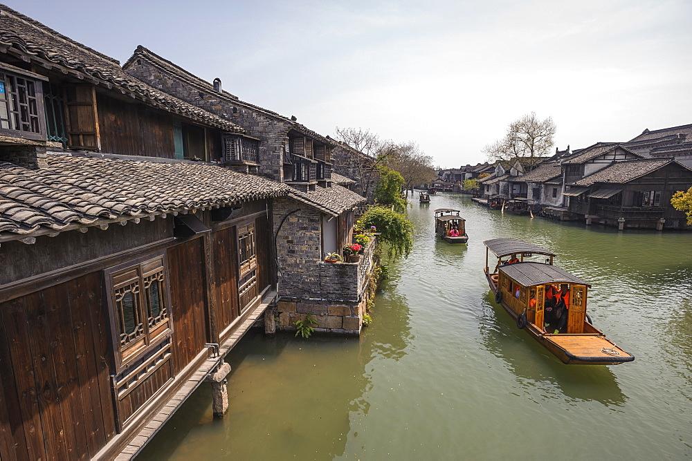 Wuzhen, Zhejiang province, China, Asia - 767-1285