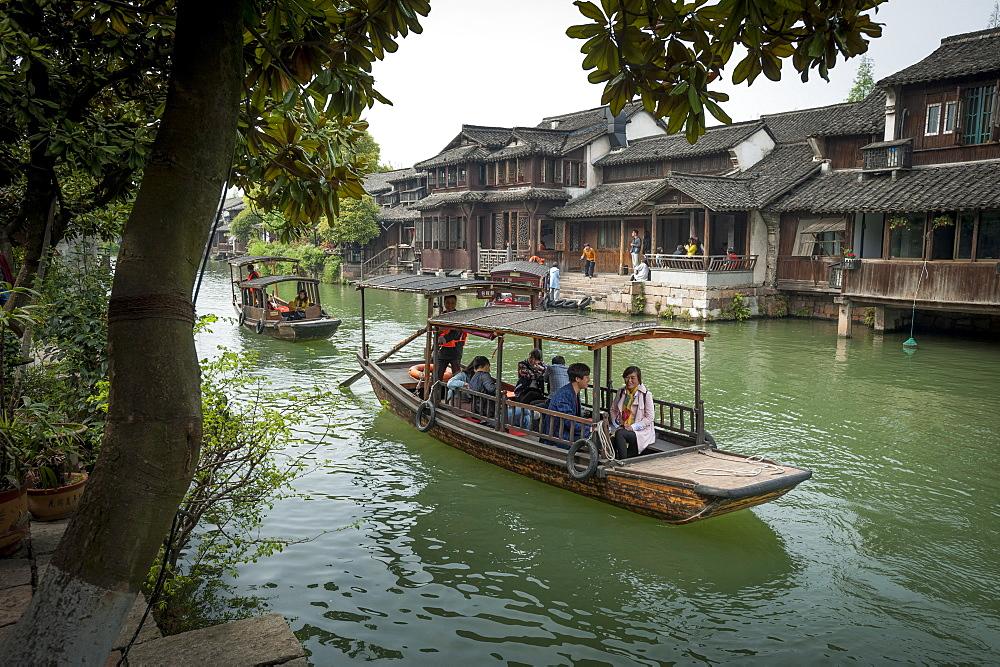 Wuzhen, Zhejiang province, China, Asia - 767-1286