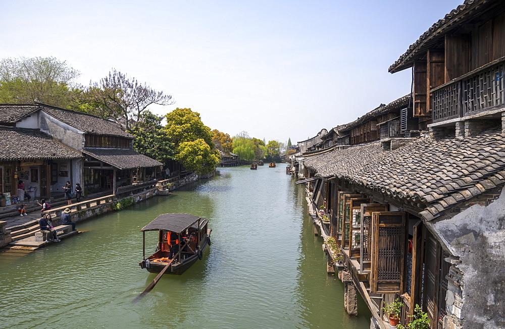 Wuzhen, Zhejiang province, China, Asia - 767-1288