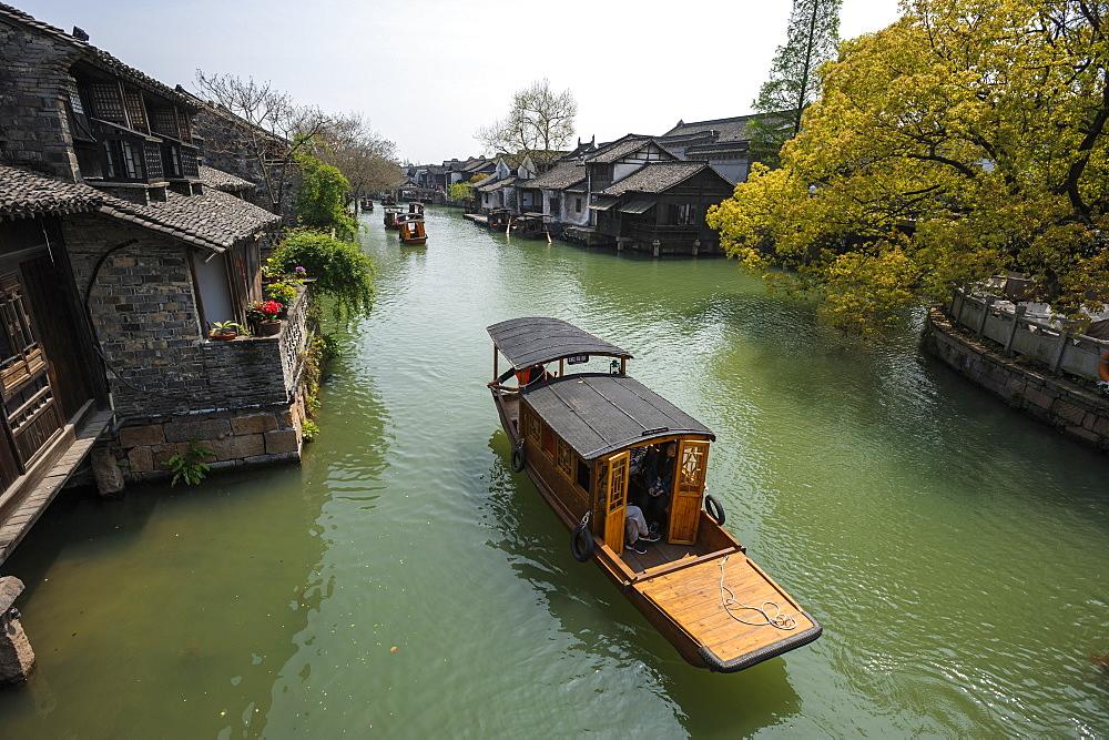 Wuzhen, Zhejiang province, China, Asia - 767-1289