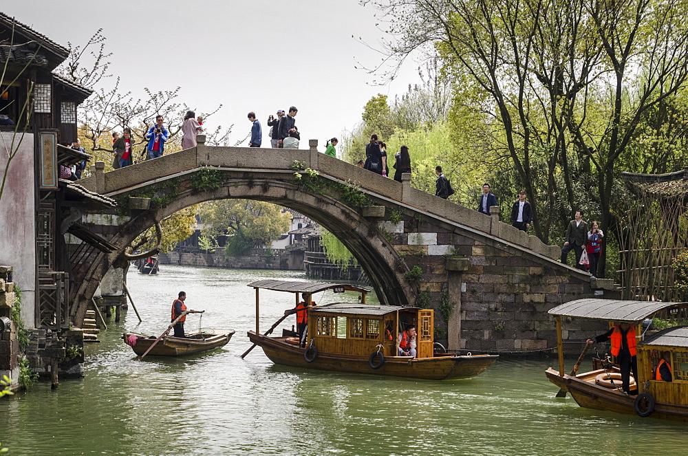Wuzhen, Zhejiang province, China, Asia - 767-1290