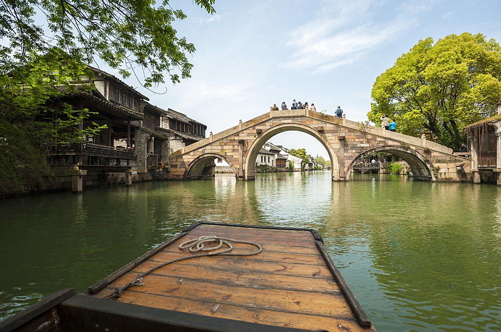 Wuzhen, Zhejiang province, China, Asia - 767-1291
