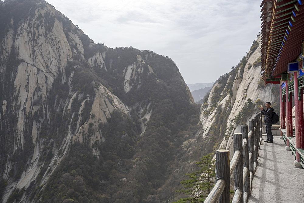 Mount Huashan (Hua Mountain), Shaanxi Province, China, Asia - 767-1324