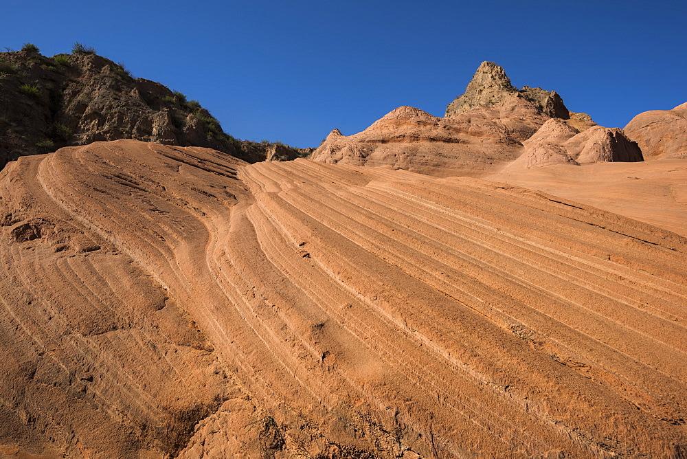 Bolanggu Canyon, Shaanxi Province, China, Asia - 767-1349