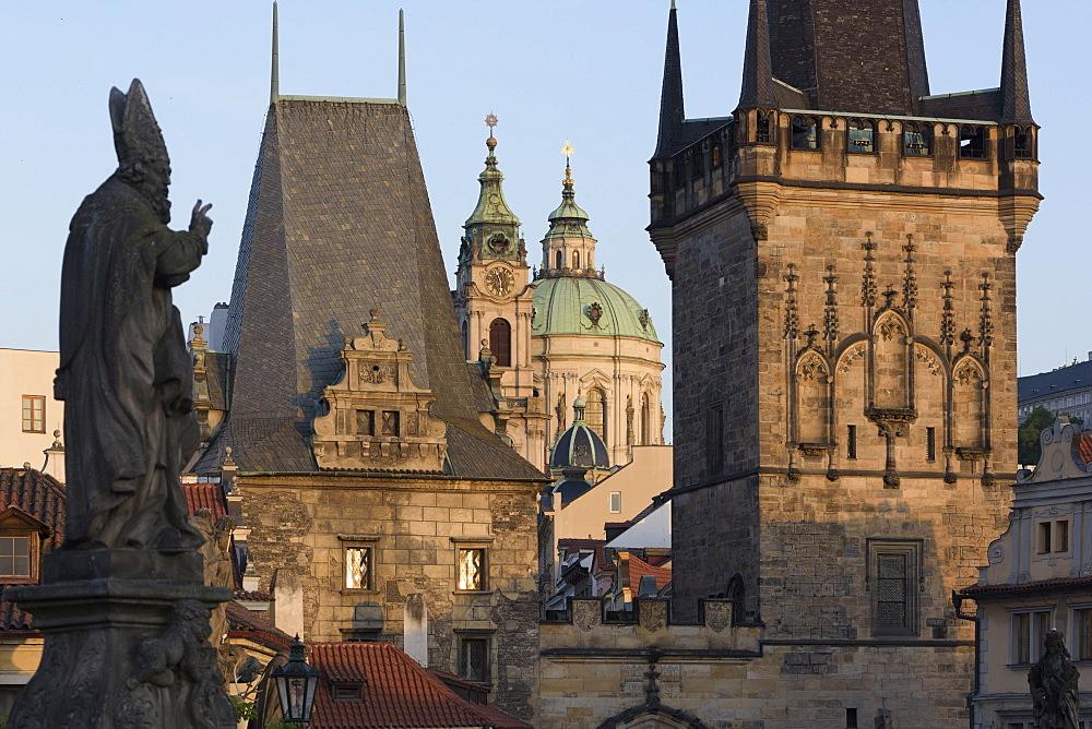 Prague, UNESCO World Heritage Site, Czech Republic, Europe - 767-1353