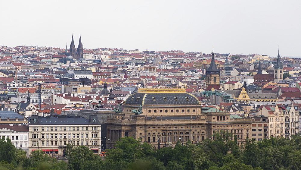 Prague, Czech Republic, Europe - 767-1355