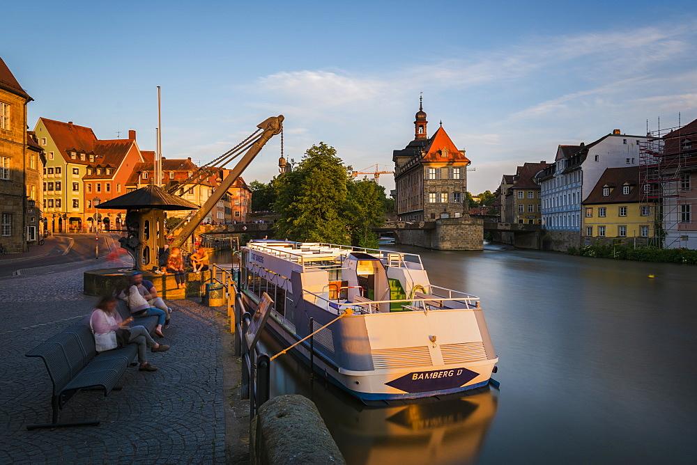Bamberg, UNESCO World Heritage Site, Bavaria, Germany, Europe - 767-1367