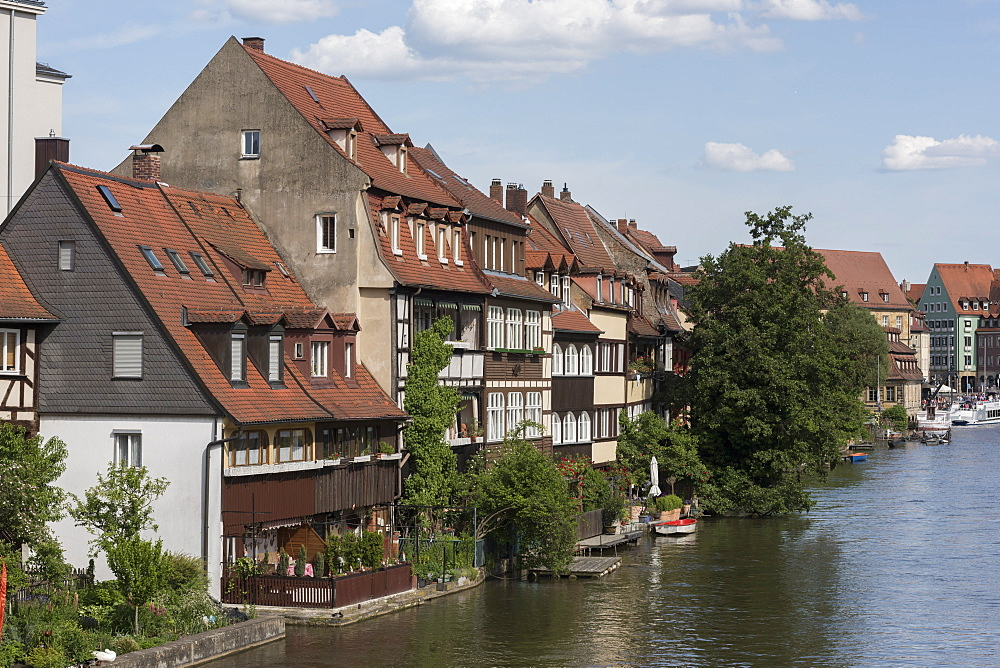 Bamberg, UNESCO World Heritage Site, Bavaria, Germany, Europe - 767-1368