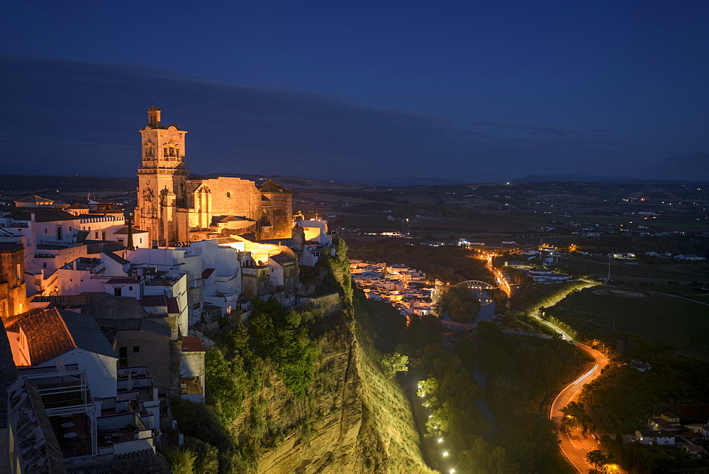 Arcos de la Frontera, province of Cadiz, Andalusia, Spain, Europe - 767-1379