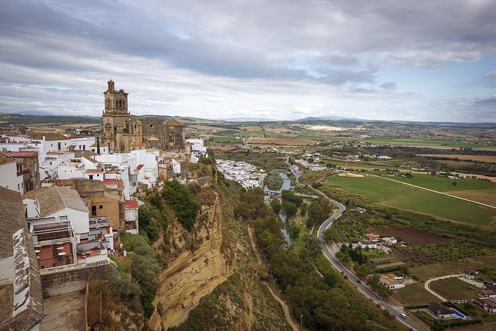 Arcos de la Frontera, province of Cadiz, Andalusia, Spain, Europe - 767-1380