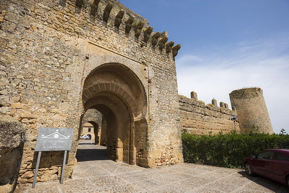 Parador de Carmona, Carmona, province of Seville, Andalusia, Spain, Europe - 767-1384