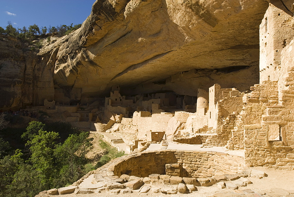 Mesa Verde, UNESCO World Heritage Site, Colorado, United States of America, North America