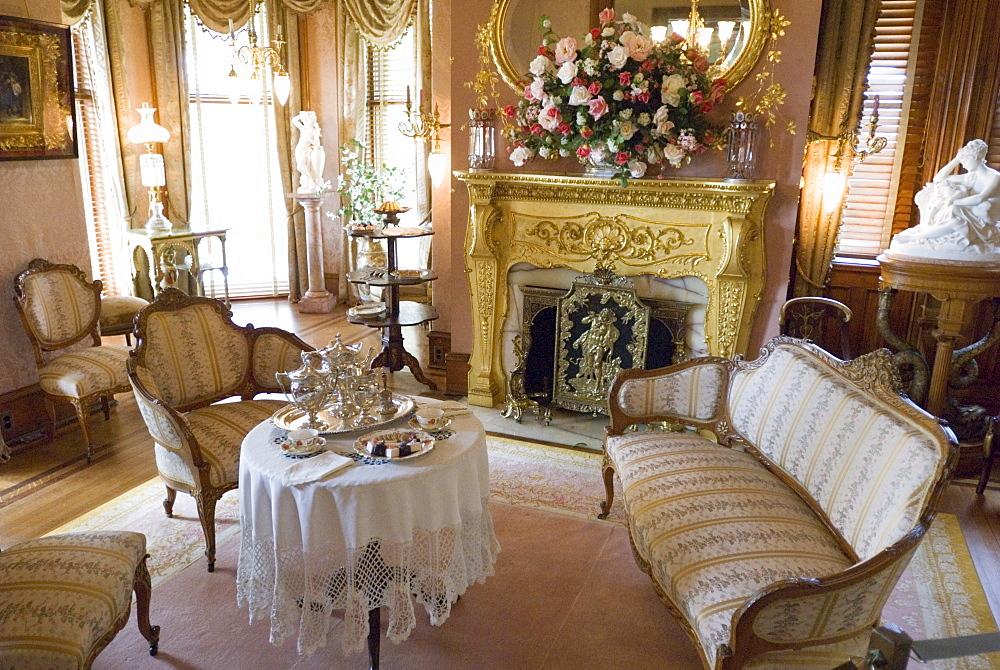 Dooley Mansion, Maymont, Richmond, Virginia, United States of America, North America