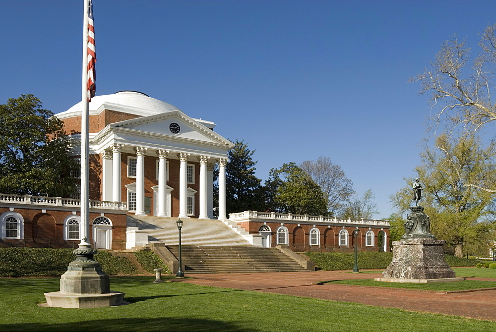 University of Virginia, Charlottesville, Virginia, United States of America, North America