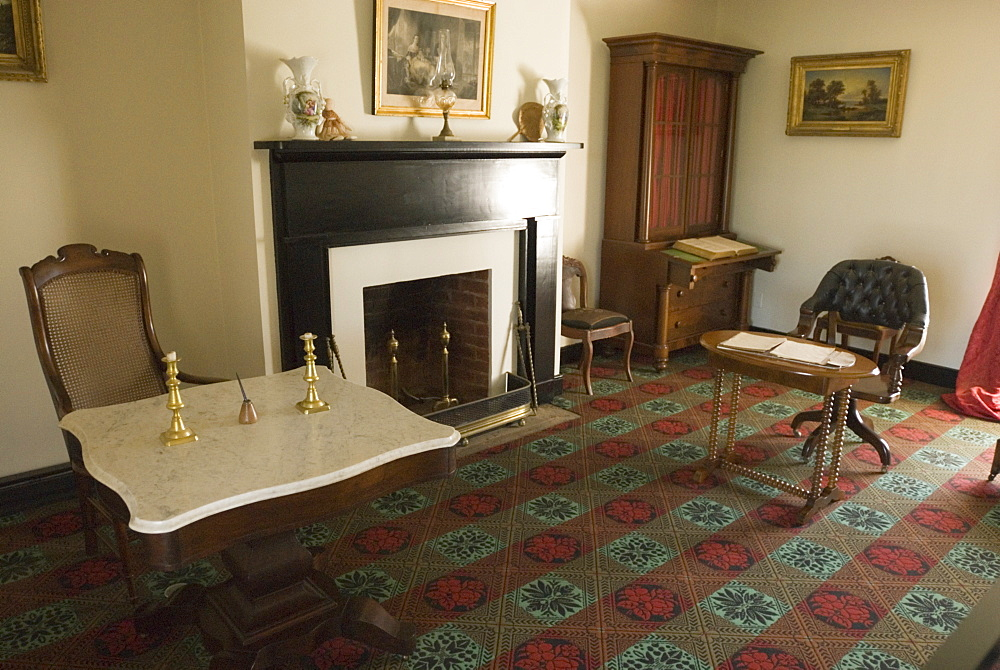 McLean House, Appomattox Courthouse, Virginia, United States of America, North America