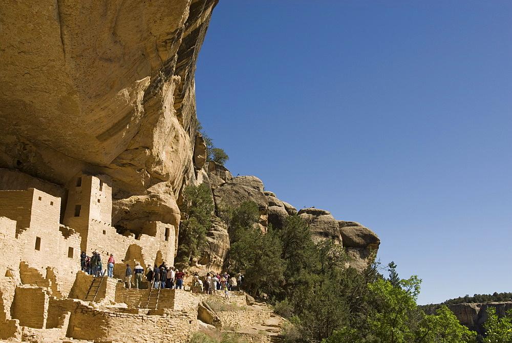 Mesa Verde, Mesa Verde National Park, UNESCO World Heritage Site, Colorado, United States of America, North America