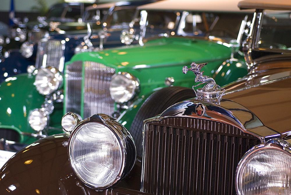 Gilmore Car Museum, Hickory Corners, Michigan, United States of America, North America
