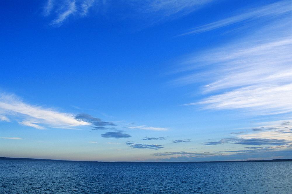 Little Bay de Noc, Escanaba, Lake Michigan, Michigan, United States of America, North America