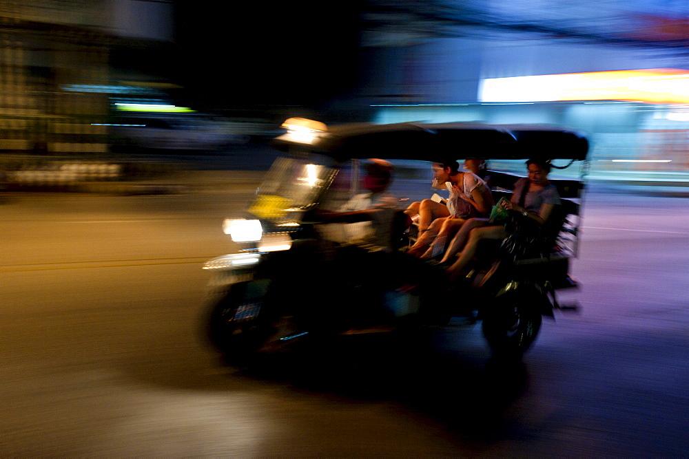 Night Market, Chiang Mai, Chiang Mai Province, Thailand, Southeast Asia, Asia