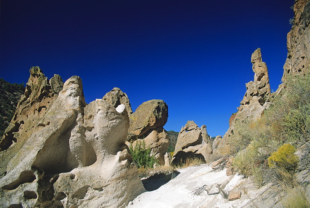 Bandelier National Monument, New Mexico, United States of America, North America