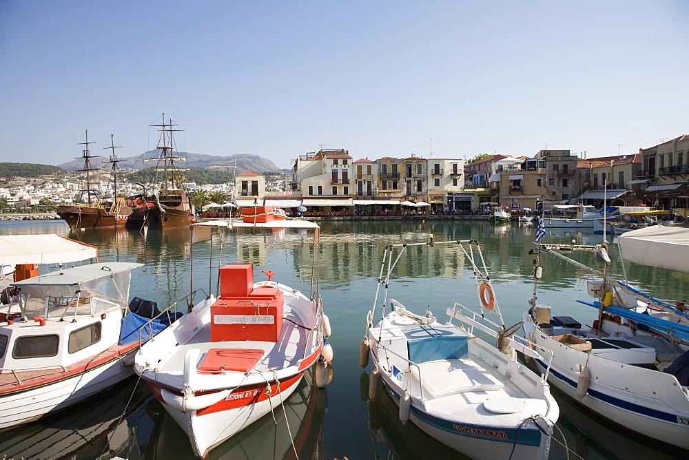 Rethymnon, Crete, Greek Islands, Greece, Europe