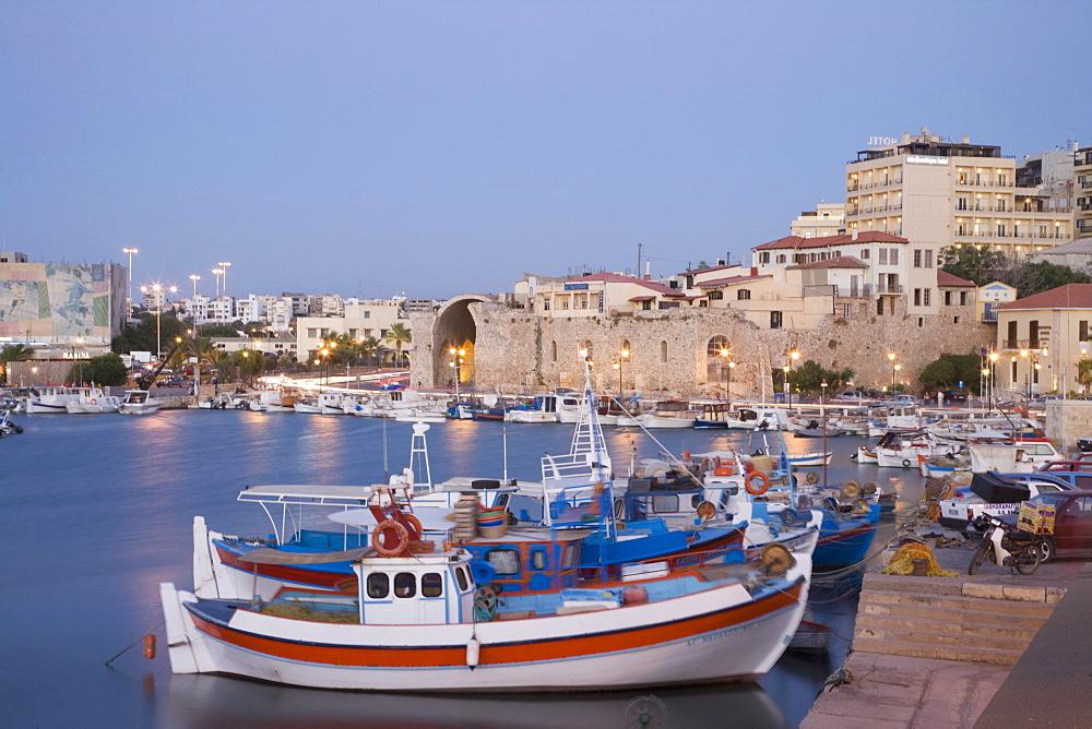 Iraklion, Crete, Greek Islands, Greece, Europe