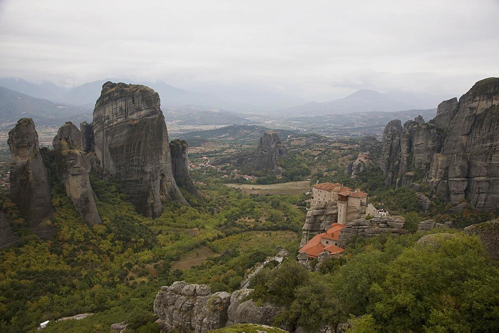 Meteora, UNESCO World Heritage Site, Greece, Europe