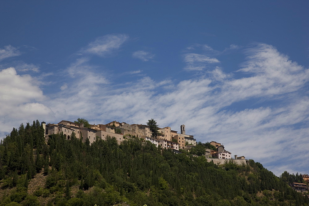 Cerreto di Spoleto, Umbria, Italy, Europe