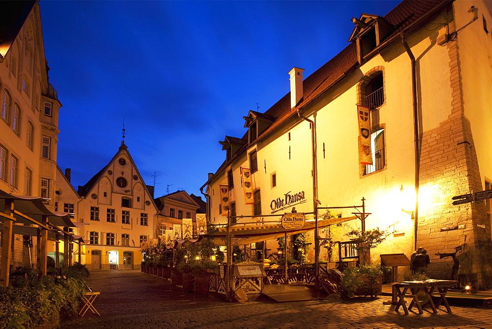 Tallinn, Estonia, Baltic States, Europe - 772-2660