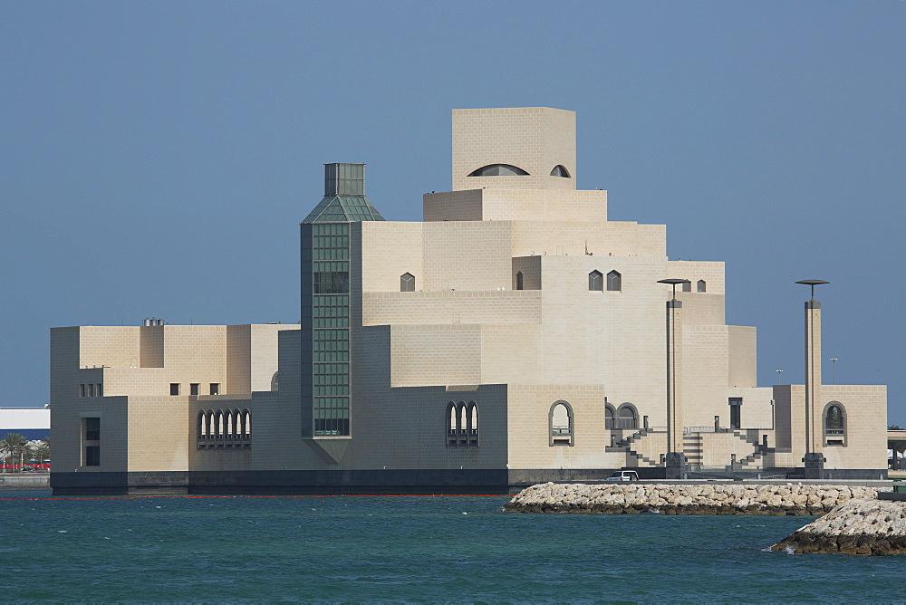Museum of Islamic Art, Doha, Qatar, Middle East