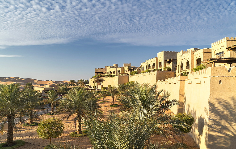 Qasr Al Sarab Desert Resort, a luxury resort by Anantara in the Empty Quarter Desert, Abu Dhabi, United Arab Emirates, Middle East - 772-3689