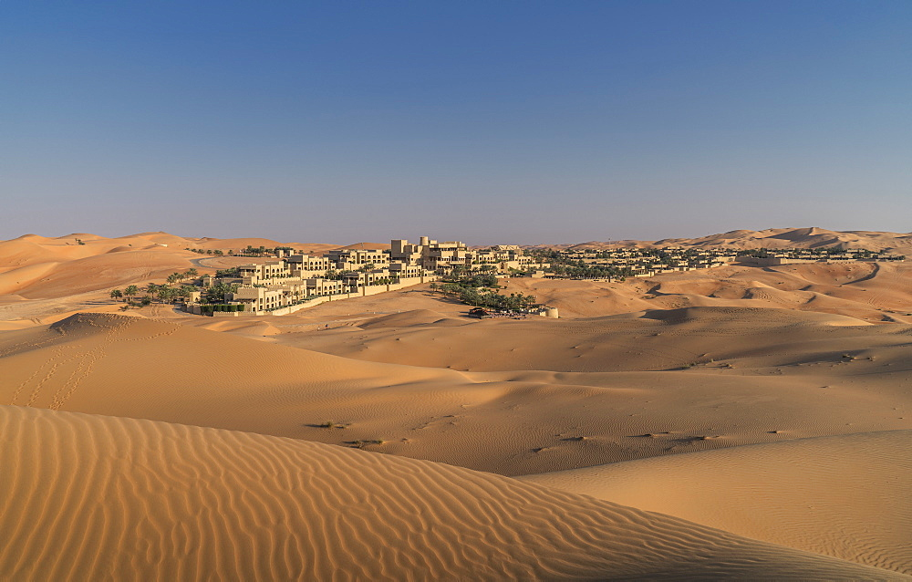 Qasr Al Sarab Desert Resort, a luxury resort by Anantara in the Empty Quarter Desert, Abu Dhabi, United Arab Emirates, Middle East - 772-3693