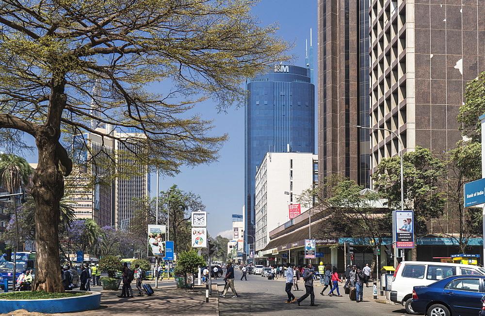 Nairobi, Kenya, East Africa, Africa - 772-3739