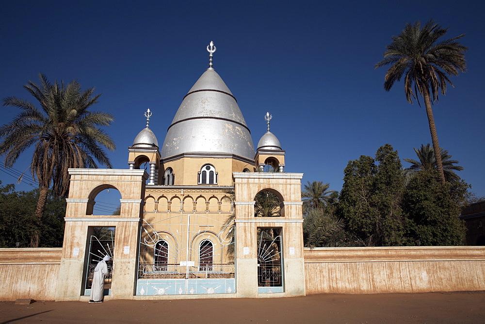 The Madhi's Tomb, Omdurman, Khartoum, Sudan, Africa