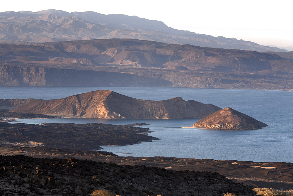 The Bay of Ghoubbet, Djibouti, Africa