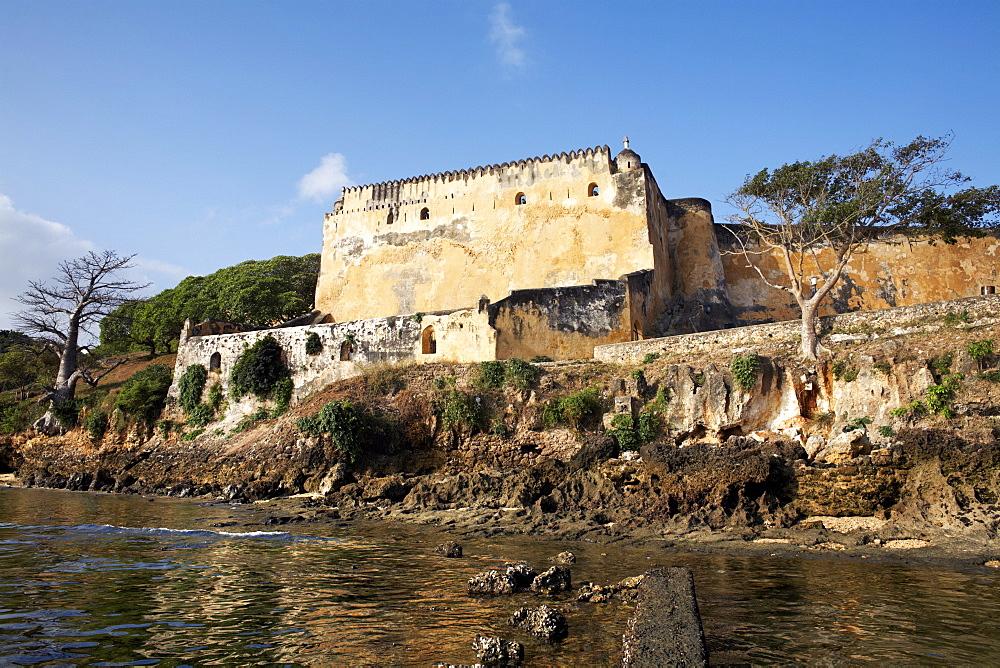 Fort Jesus, Mombasa, Kenya, East Africa, Africa - 774-731