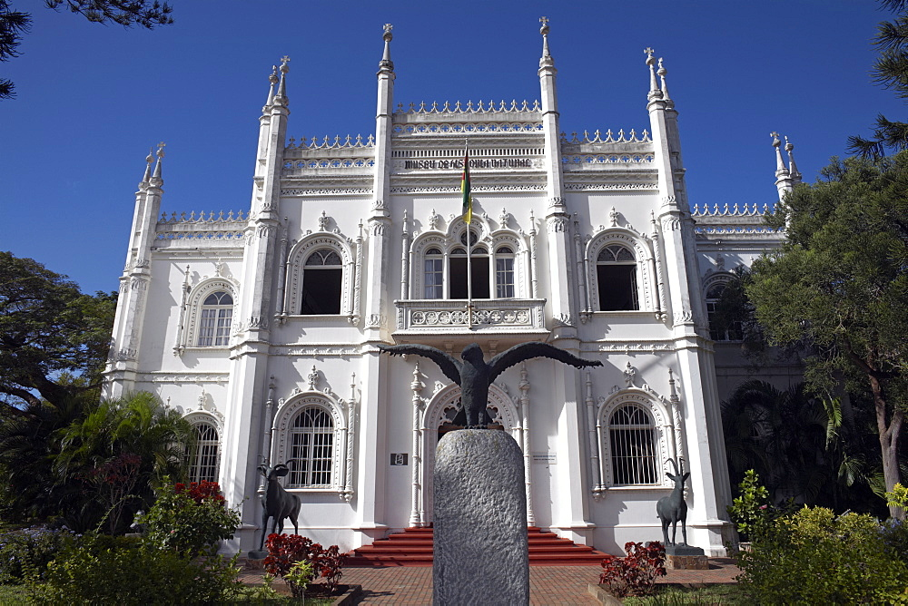 The Natural History Museum, Maputo, Mozambique, Africa