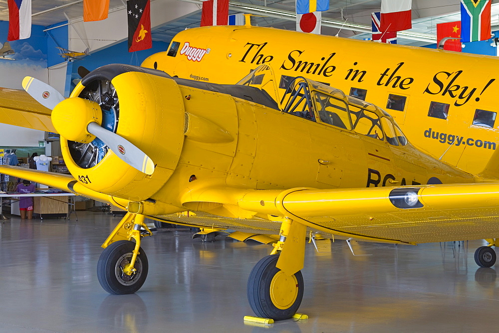Fargo Air Museum, Fargo, North Dakota, United States of America, North America