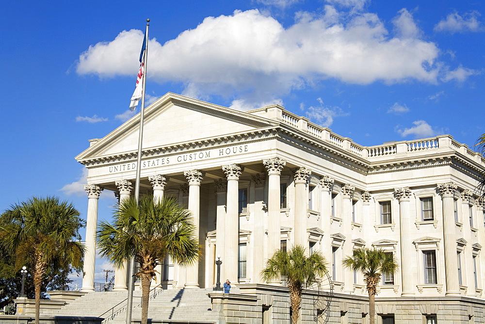 United States Custom House, Charleston, South Carolina, United States of America, North America