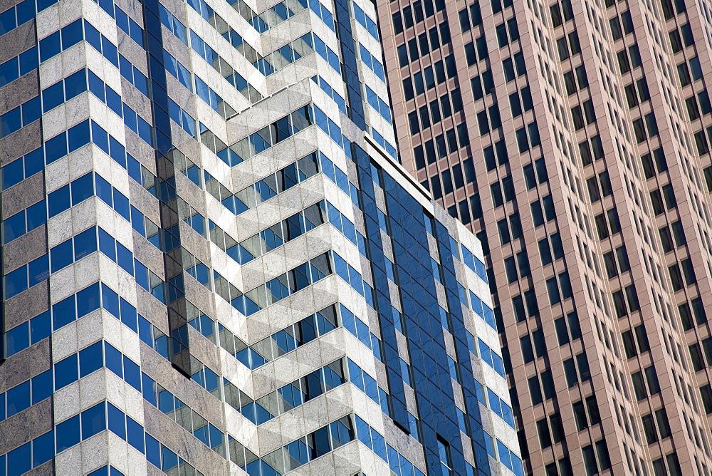 Skyscrapers in Philadelphia, Pennsylvania, United States of America, North America