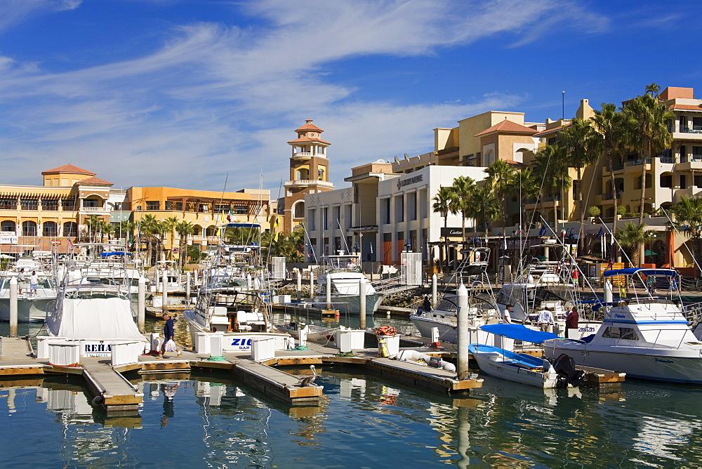 Marina, Cabo San Lucas, Baja California, Mexico, North America