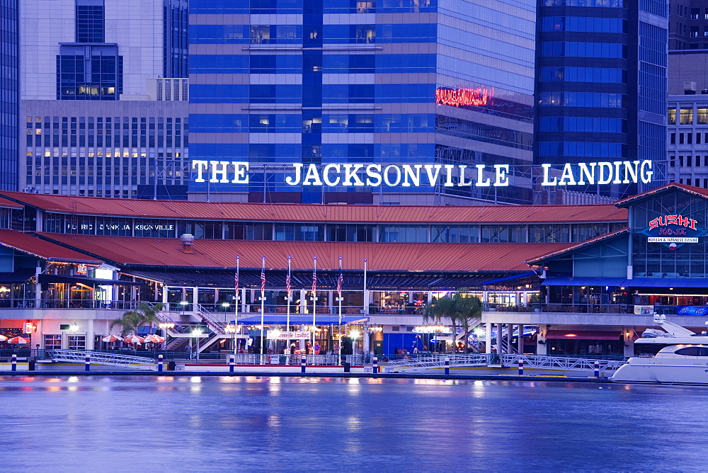 The Jacksonville Landing, Jacksonville, Florida, United States of America, North America