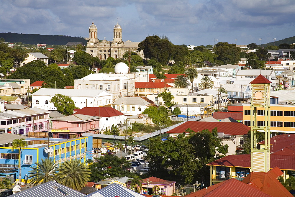 St. Johns, Antigua Island, Antigua and Barbuda, Leeward Islands, Lesser Antilles, West Indies, Caribbean, Central America