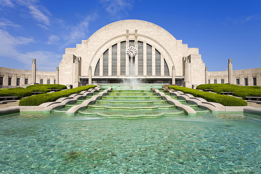 Cincinnati Museum Center at Union Terminal, Cincinnati, Ohio, United States of America, North America