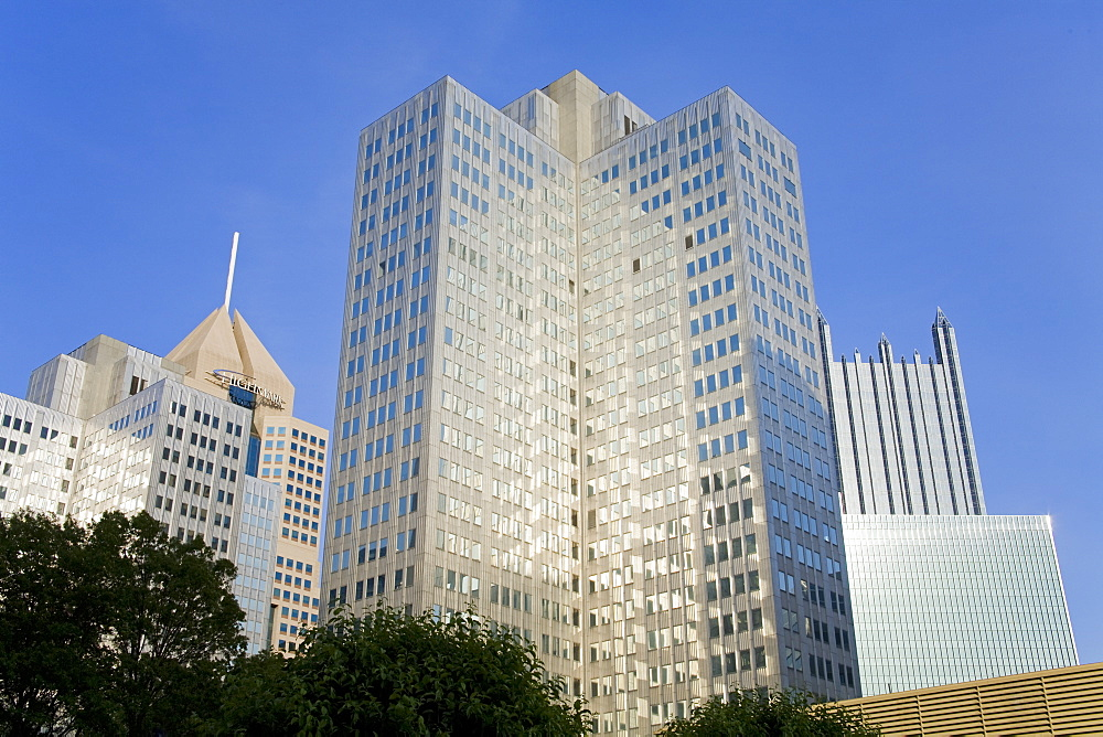 Gateway Center, Pittsburgh, Pennsylvania, United States of America, North America