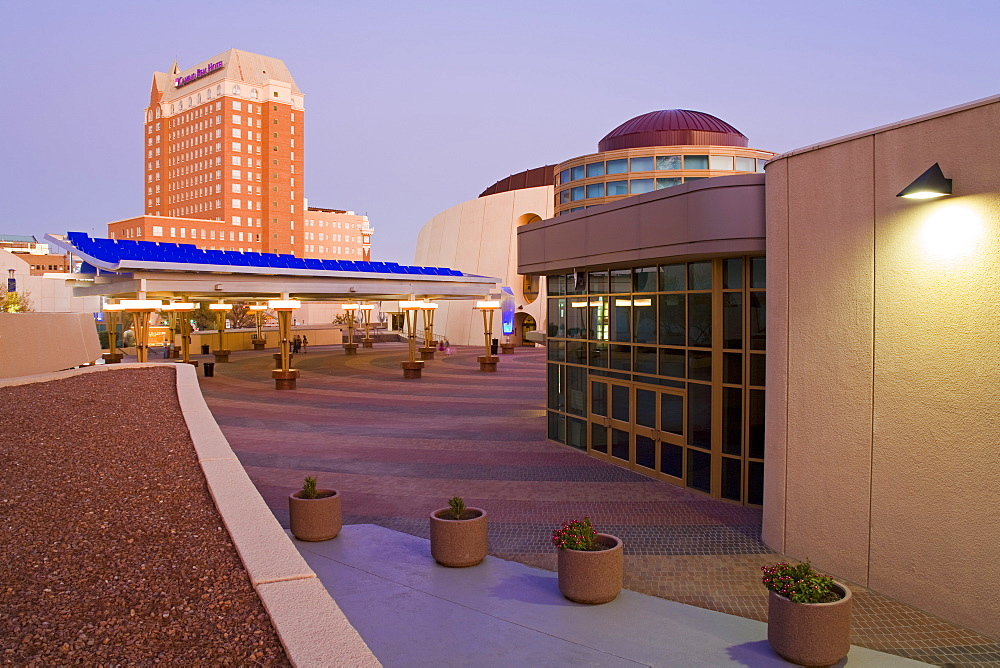 Convention Center Campus, El Paso, Texas, United States of America, North America
