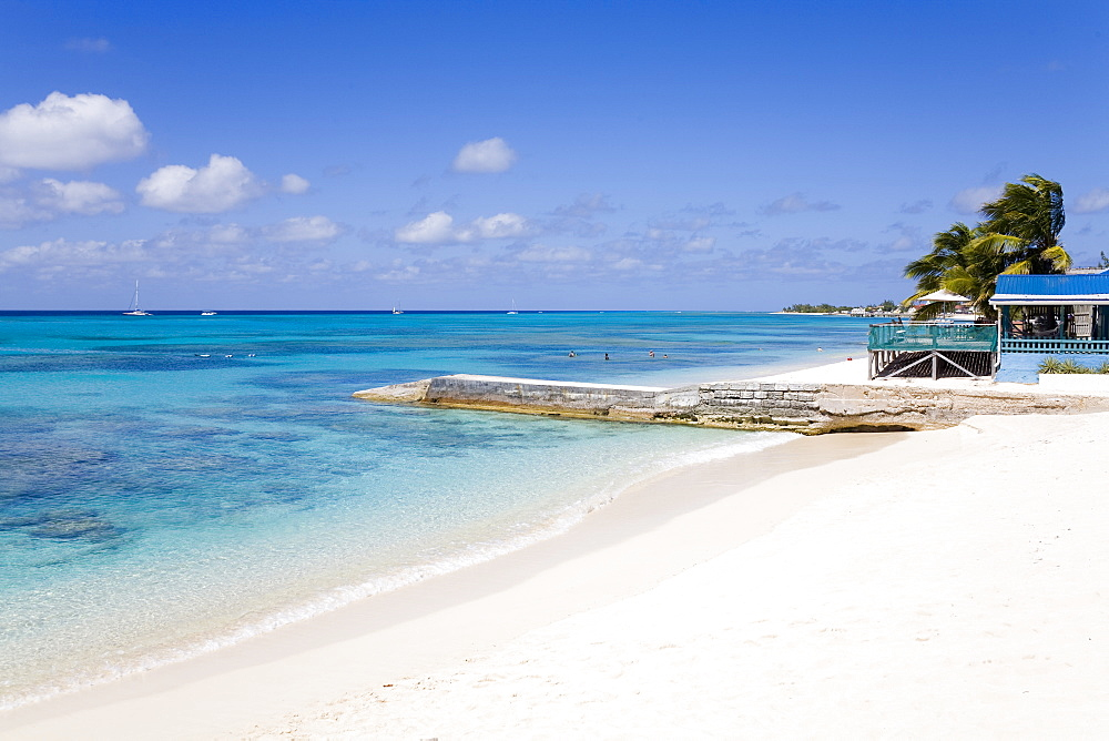 Cedar Grove Beach, Cockburn Town, Grand Turk Island, Turks and Caicos Islands, West Indies, Caribbean, Central America