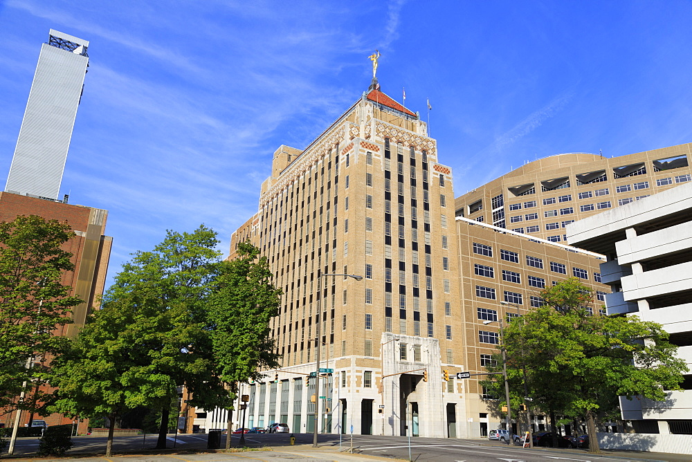 Alabama Power Company Building, Birmingham, Alabama, United States of America, North America